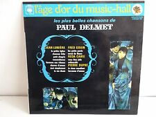 L age d or du Music hall Les plus belles chansons de PAUL DELMET 52513