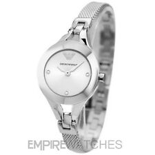 *NEW* LADIES EMPORIO ARMANI CHIARA MESH WATCH - AR7361 - RRP £169.00