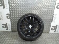 BMW 318I 2011 STEEL WHEEL AND TYRE 245/35/19 (KINGFOREST)