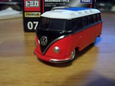 NEW  vw    japan  TAKARA  TOMY tomica   1:64  volkswagen  # 07  bus/ van /split