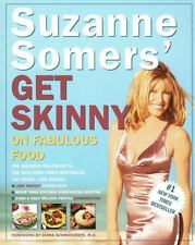 Suzanne Somers' Get Skinny on Fabulous Food by Suzanne Somers (2001, Paperback)