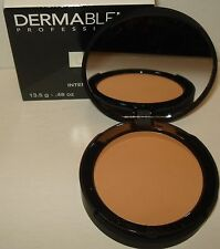 Dermablend Intense Powder Camo Medium Buildable  to High Coverage - SUEDE NIB