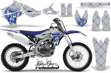 Yamaha Graphic Kit AMR Racing Bike Decal YZ 450F Decal MX Parts 10-13 RELOADED B