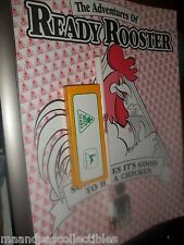 JOHN DEERE GIVE AWAY ITEMS PENCIL COLORS COLORING BOOK READY ROOSTER FARM SAFETY