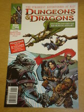 DUNGEONS & DRAGONS #7 RI A COVER 2011 IDW JORGE LUCAS