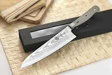 KATSURA Japanese Damascus Gyuto Chef's Knife kit blank VG-10 Steel 67 Layers 8in