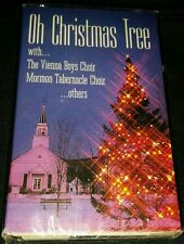 Oh Christmas Tree W/ The Vienna Boys Choir & Mormon Tabernacle Cassette Tape New