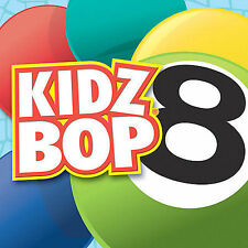 KIDZ BOP Kids: Kidz Bop 8  Audio CD