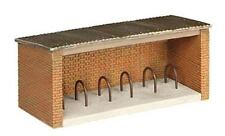 Bachmann 44-140 - Scencraft Bicycle Hut 1/76th Scale = 00 Gauge New Boxed