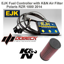 Polaris RZR XP1000 2014 EJK Fuel Injection Controller & K&N Air Filter 1000 XP