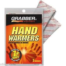 320 Pk 7+ Hours Grabber Outdoor Heat Fingers Pocket Hand Warmer 2/Pk HWES