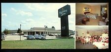 Holiday Inn Oversized postcard North Carolina NC Williamston