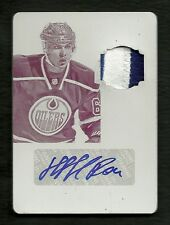 2013-14 NAIL YAKUPOV Dominion 1/1 Printing plate Patch Autograph Serial # 1/1