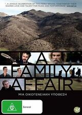 A Family Affair NEW R4 DVD
