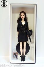 PORTUGUESE DOLL CONVENTION CHARITY Platinum Extra 2017 Barbie Day to Night Spy
