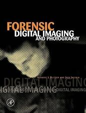 Forensic Digital Imaging & Photography by Blitzer, Jacobia (with CD- ROM)