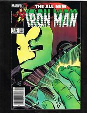 """Iron Man #179 ~ 1984 """"Mission Into Darkness""""   ~ (9.4) WH"""