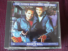 The Everly Brothers : 1957 - 1962.Time Life CD.Disc In Excellent.Condition.