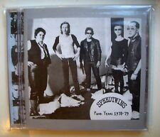SPEEDTWINS 1978-79  punk years CD DUTCH/HOLLAND helmettes/mollesters/ivy green
