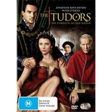 THE TUDORS THE COMPLETE SECOND SEASON 3DVD's  (new & sealed)