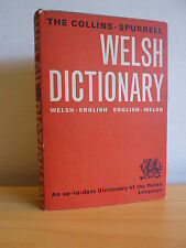 Welsh Dictionary * Welsh-English * English-Welsh * The Collins-Spurrell