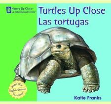 Turtles Up Close Las Tortugas (Nature Up Close  La Naturaleza De Cerca-ExLibrary
