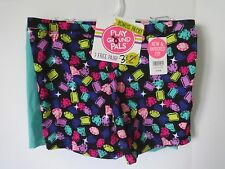 GIRLS PLAYGROUND PALS SHORTS SIZE XL 14/16 3 PAIRS