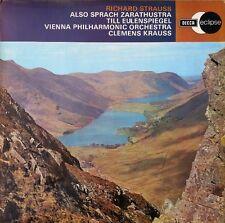 Vienna Philharmonic Orchestra - Also Sprach Zarathustra / Till Eulenspiegel