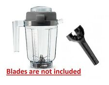 Vitamix Container 32 Oz Blending Wet or Dry Lid Only,Wrench Included, No Blade