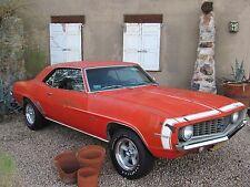 1969 Chevrolet Camaro STYLE