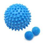 HE607 4 x Blue Reusable Dryer Balls Fabric Softener Ball