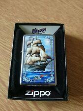 Mazzi tall Ship zippo lighter new