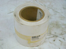 "Ammeraal Beltech white conveyor belt splicing film 50' x 4.5"" 1134209"
