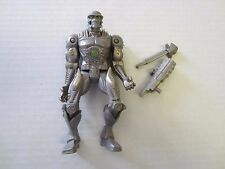 "Metallo Action Figure 6"" Superman Returns Man of Steel DC Comics"