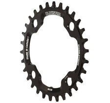 Blackspire Snaggletooth Narrow Wide 1x MTB Chainring 96mm BCD 36t Black