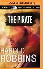 The Pirate by Harold Robbins (2015, MP3 CD, Unabridged)