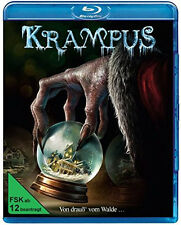 Blu-ray * KRAMPUS | EMJAY ANTHONY , ADAM SCOTT # NEU OVP +