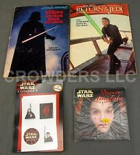 Storybook Return of Jedi & Empire Strike Back + Episode 1 Queen Amidala Calendar