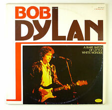 "2 x 12"" LP - Bob Dylan - A Rare Batch Of Little White Wonder - B3531 - RAR"