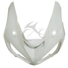 ABS Unpainted Upper Front Fairing Cowl Nose For KAWASAKI ZX6R ZX636 ZX-6R 05-06