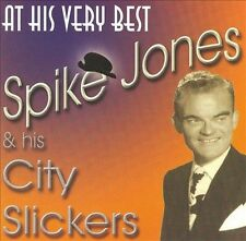 Spike Jones - At His Very Best [2 CD Set Like New] Mint Discs & Case