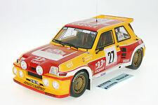 1:18 Renault 5 Maxi Turbo - Auriol - Rallye Tour de Corse 1985 - OttO 603