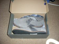 Mens Timberland A19GH Brooklyn Park Ortholite Leather Suede shoes size  6.5