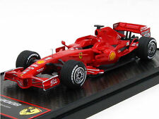"1:43 BBR Ferrari F2008 ""Launch Version"" nº 1 2008 MEGA RARE UNIQUE ON EBAY NEW"