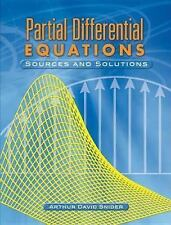Partial Differential Equations: Sources and Solutions (Dover Books on Mathematic
