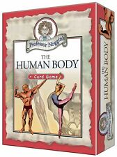 PROFESSOR NOGGIN'S THE HUMAN BODY EDUCATIONAL SCIENCE TRIVIA CARD GAME OUTSET