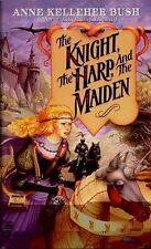 The Knight, the Harp, and the Maiden (Secrets of the Witch World), Bush, Anne Ke