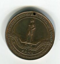 1905 British and Foreign Sailor's Society, medal/relic from Victory, 29mm