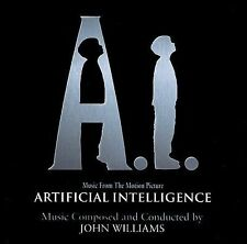 A.I.: Artificial Intelligence Original Picture Soundtrack DVD Audio 2003 Mfg Sea