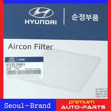 Genuine Hyundai Accent  2006-2011  Cabin Air(Aircon) Filter OEM Parts